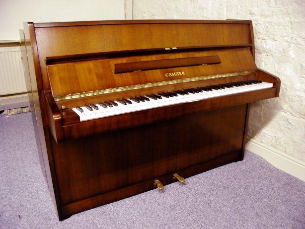 Sauter upright piano - Piano cuisine sauter ...